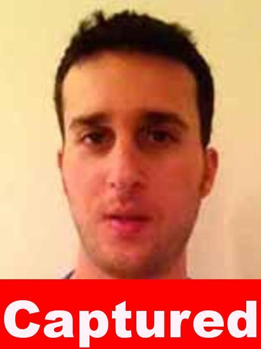 Reuseable: FBI Joshau Samuel Aaron captured