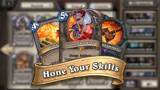 Handout: Hearthstone: Heroes