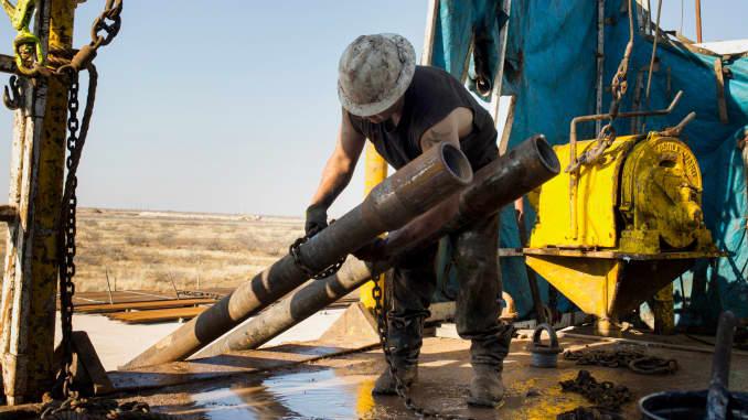 GP: Công nhân dầu ở lưu vực Permian 141212