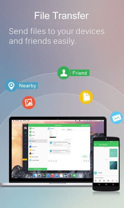 Handout: Airdroid app