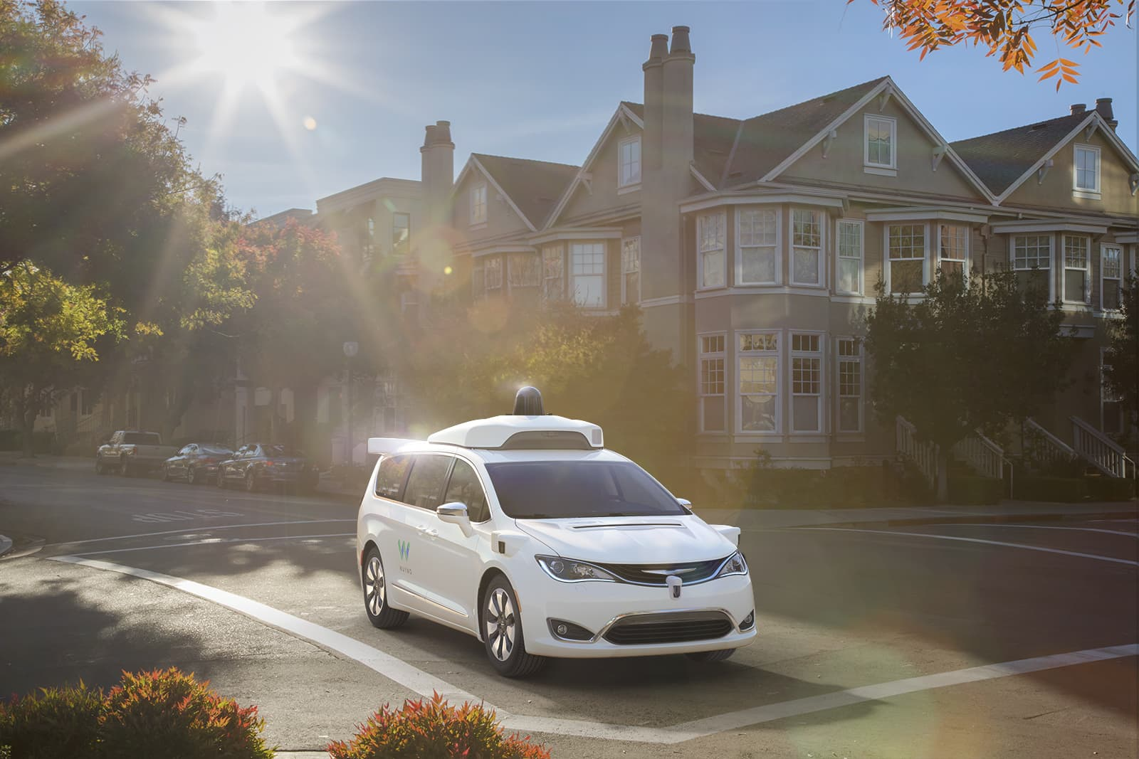 Alphabet's robotaxis get one step closer to commercial use in California