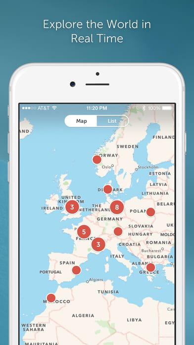 Handout: Periscope app