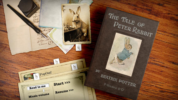 Handout: Peter rabbit