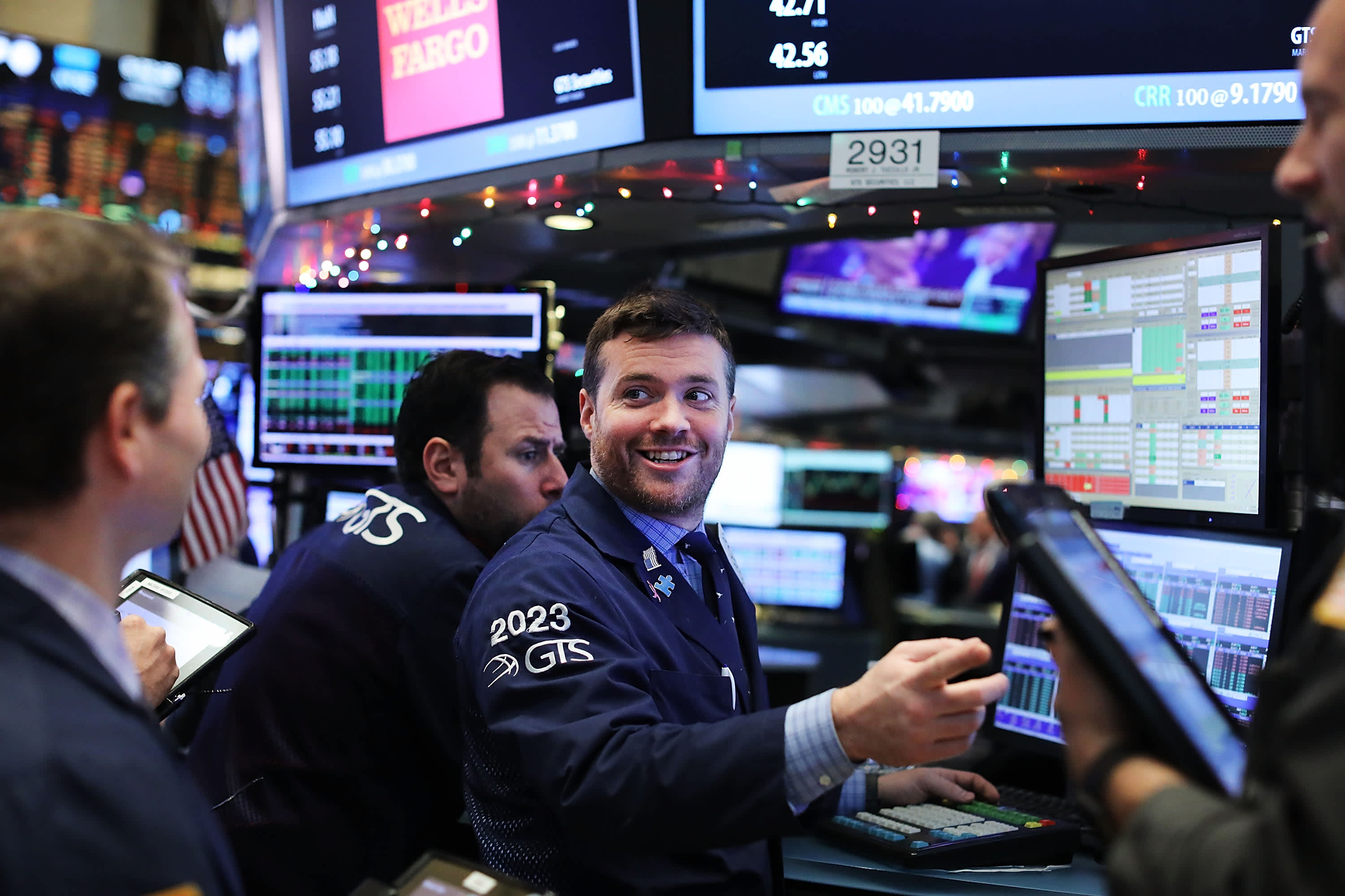 This simple stock-picking strategy from Goldman Sachs is killing the market this year