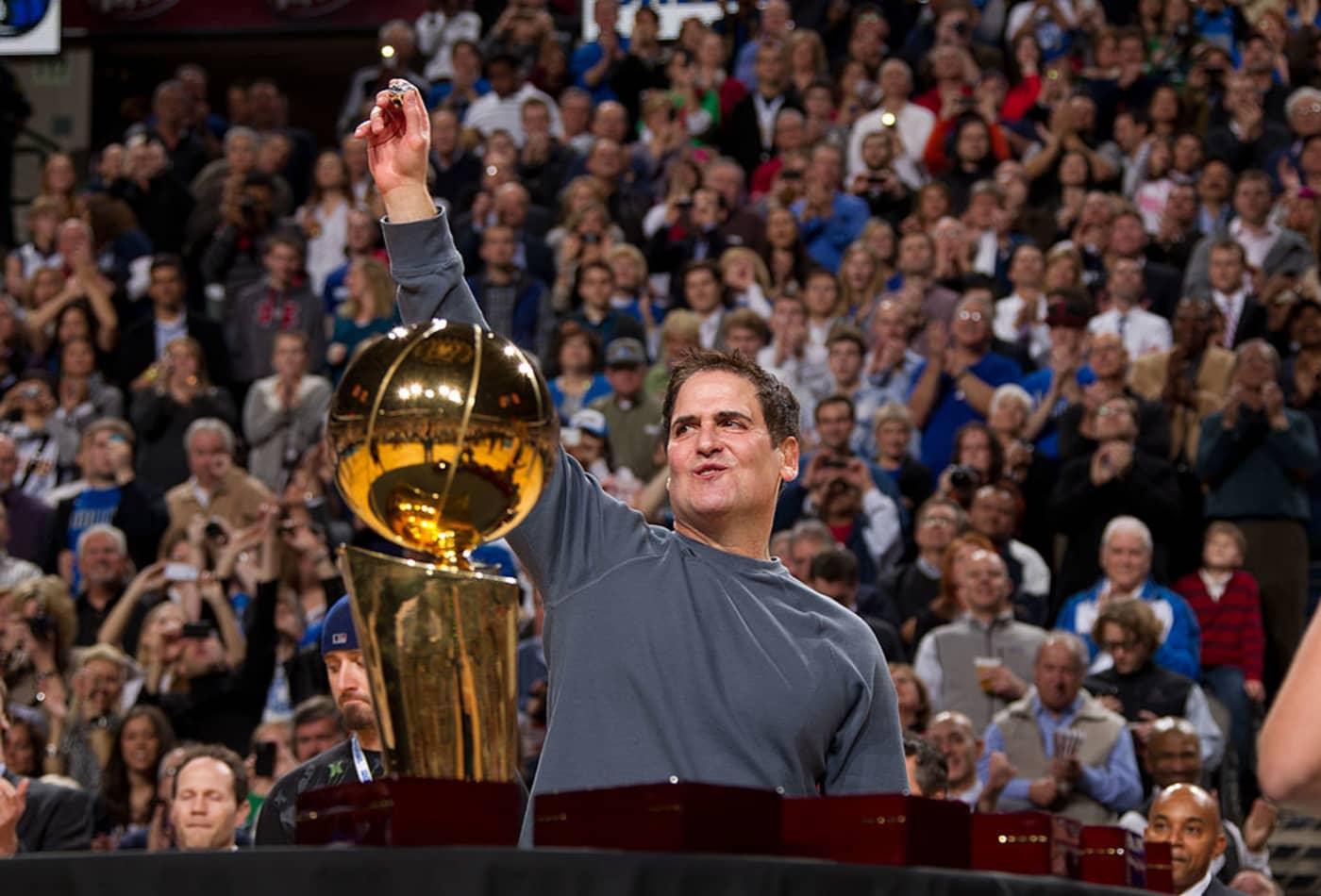 separation shoes 491f3 0238b Mark Cuban bought NBA Dallas Mavericks because he's a ...