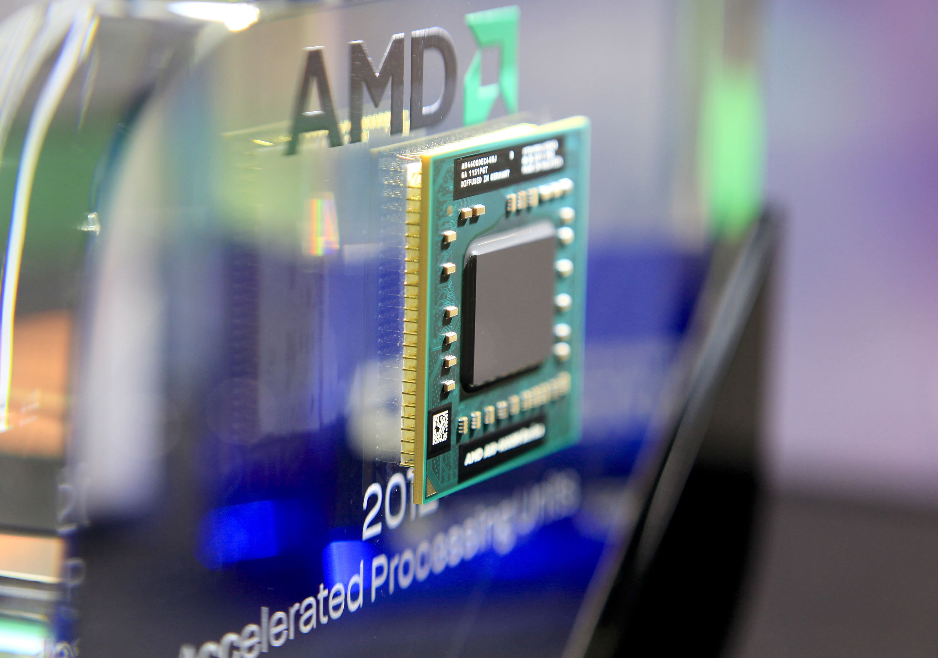 Trader who called the AMD breakout sees another 50% rally for the chip stock