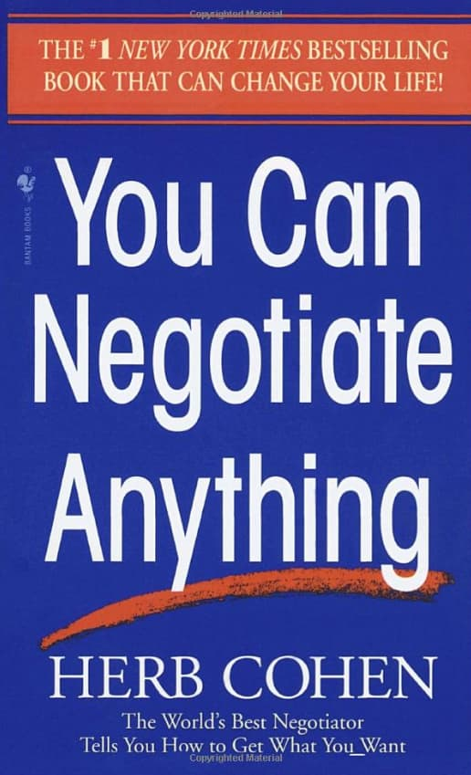 Chart asset; negotiation