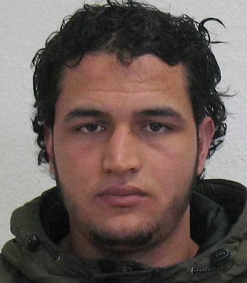Tunisian suspect Anis Amri Berlin Christmas market attack 161221