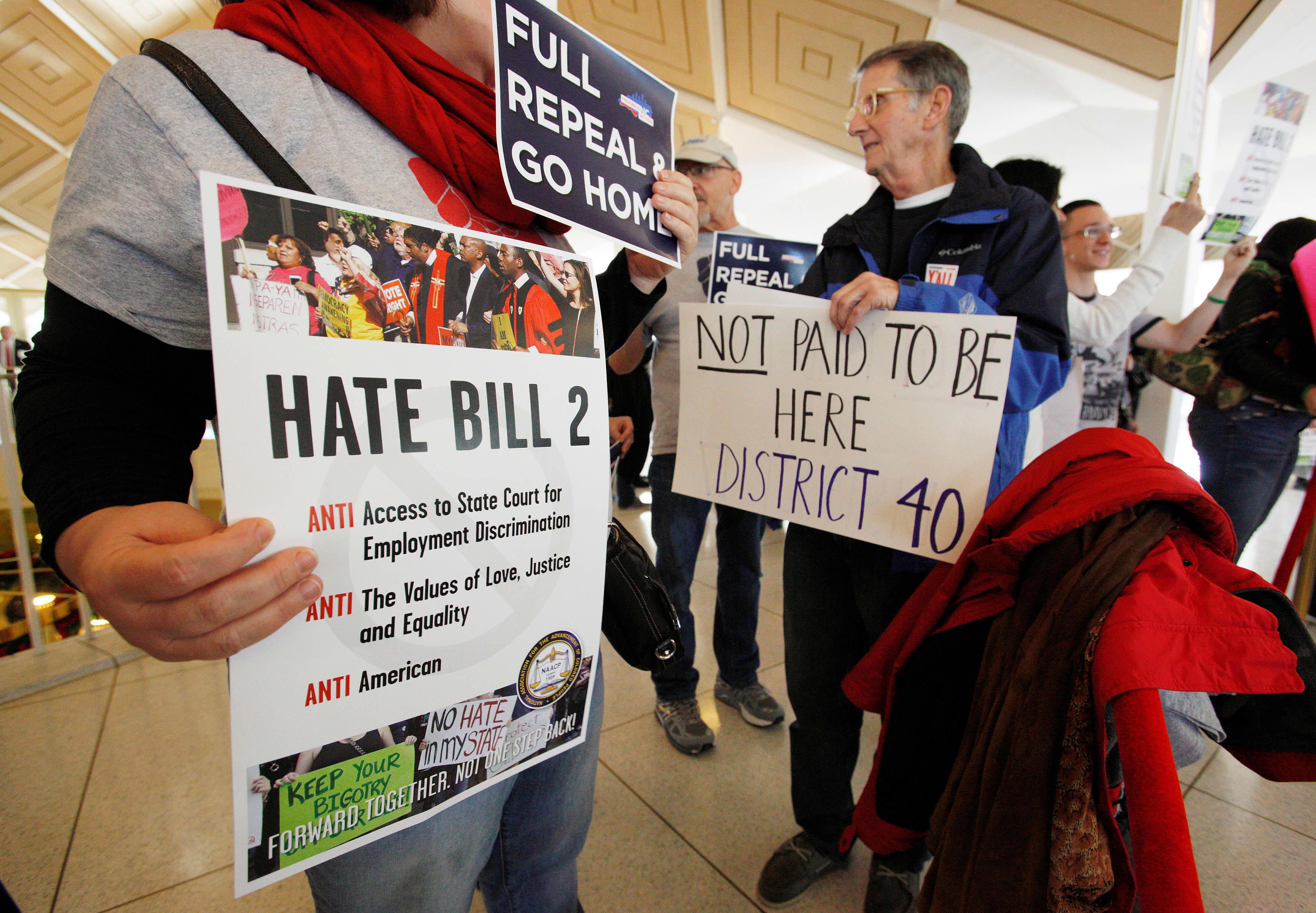 Bathroom Bill To Cost North Carolina 3 76 Billion