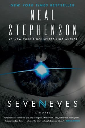 book cover: seveneves
