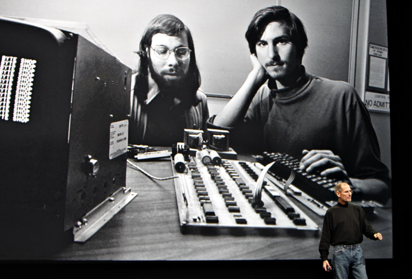 Apple's first employee shares lessons from working with Steve Jobs Images may be subject to copyright. Learn More