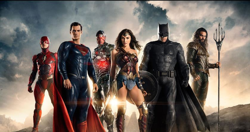 Warner Bros ' DC films are no longer trying to be Marvel