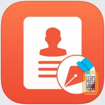 ONE TIME USE Handout: Free Resume logo