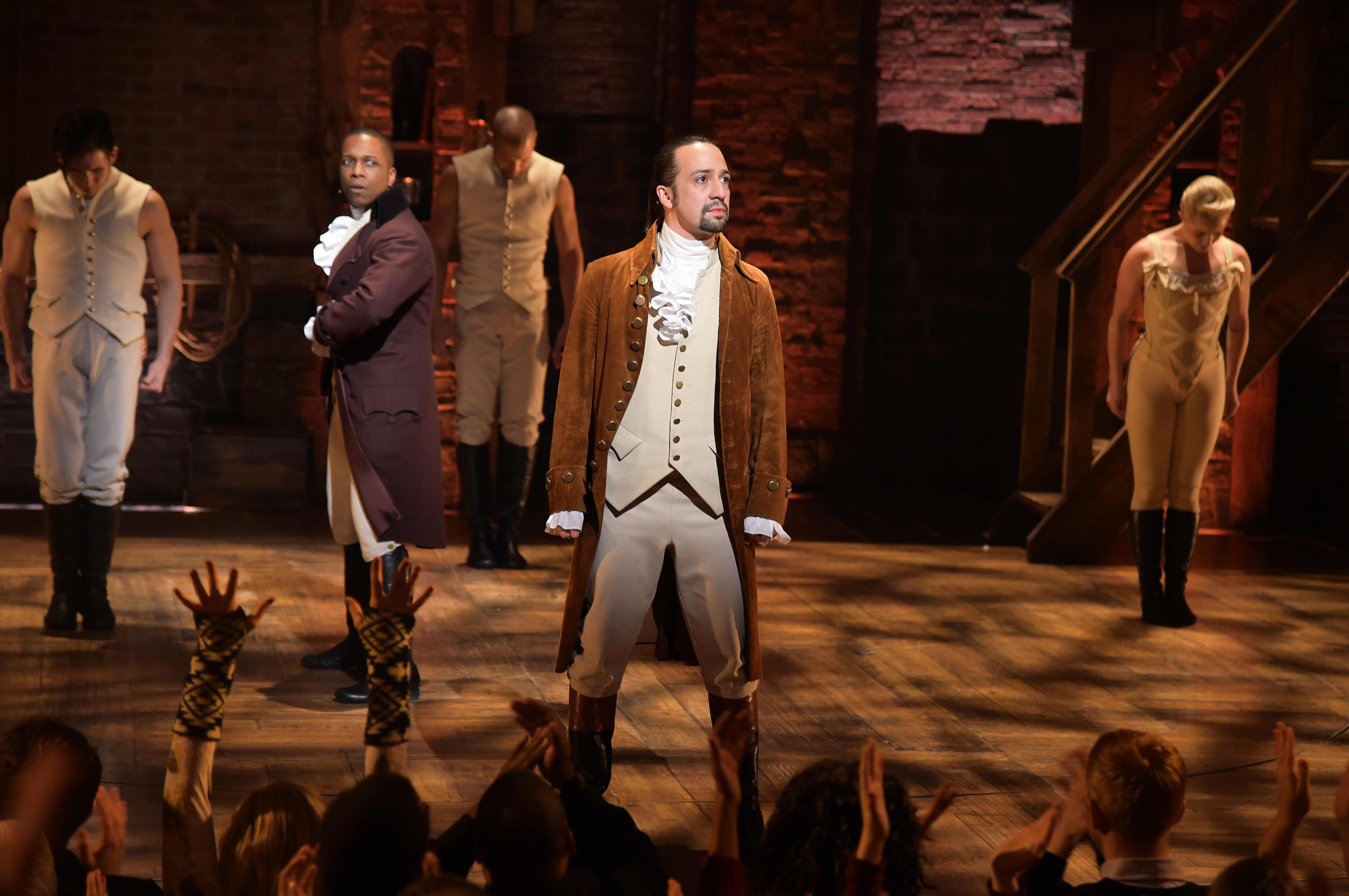 Lin-Manuel Miranda is happy his 'Hamilton' success happened 'a little later in my life'