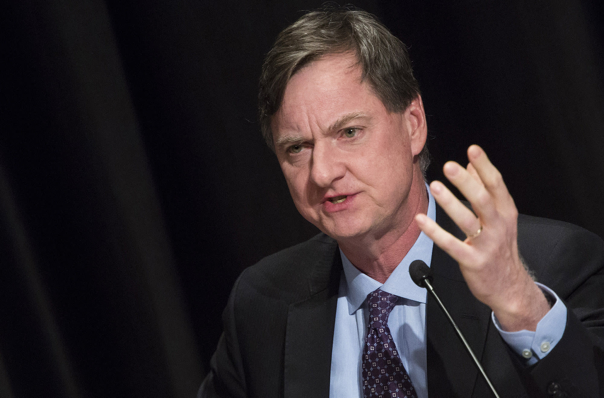 US-China trade 'brinkmanship' has been unnerving to watch, Fed's Charles Evans says