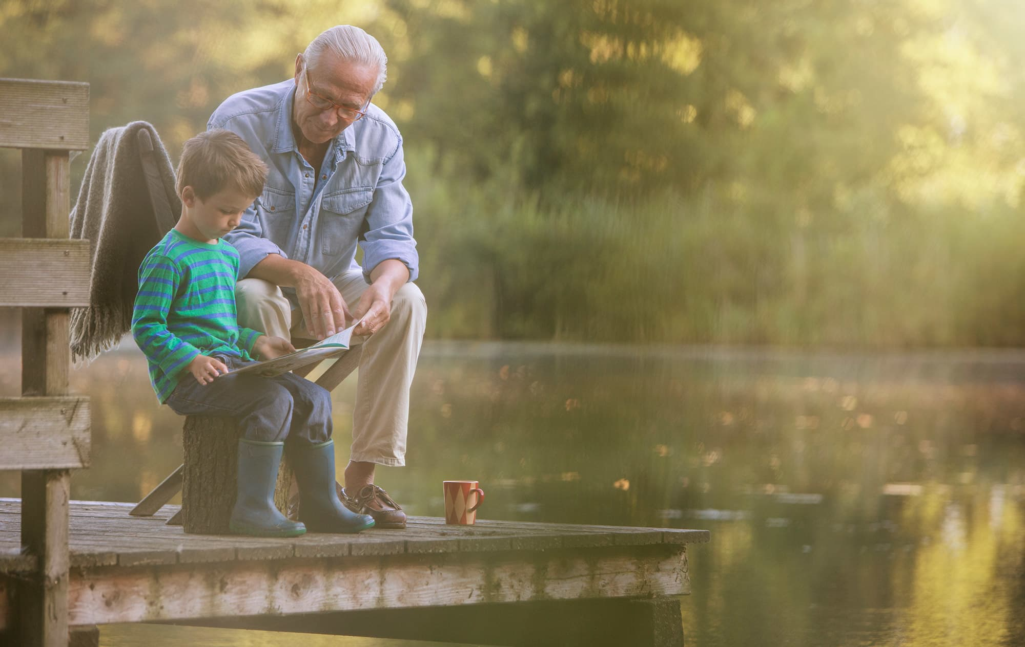 Grandkids come with big tax benefits, if you're raising them