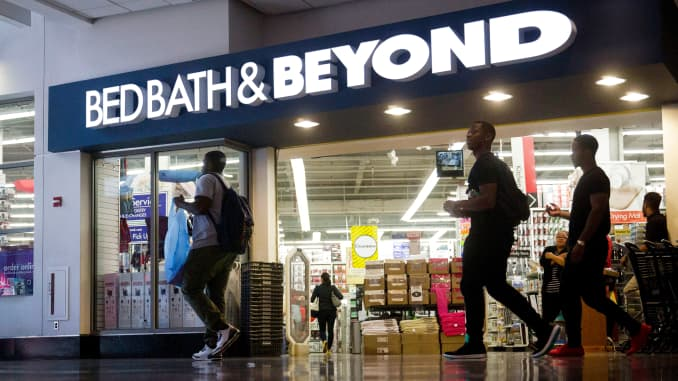 Sensational Bed Bath Beyonds Co Founders Retire From Board Adds 5 Short Links Chair Design For Home Short Linksinfo