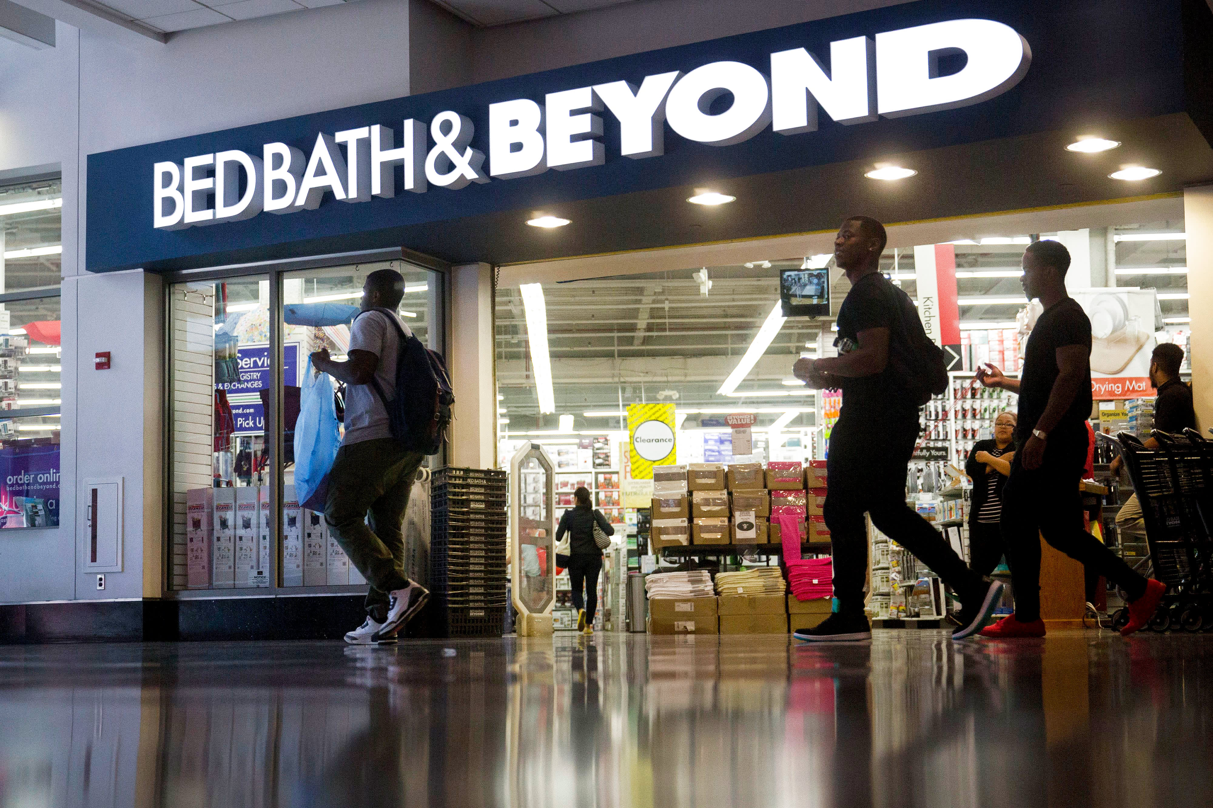Bed Bath & Beyond, AMC rally with GameStop as little investors squeeze hedge funds in more stocks