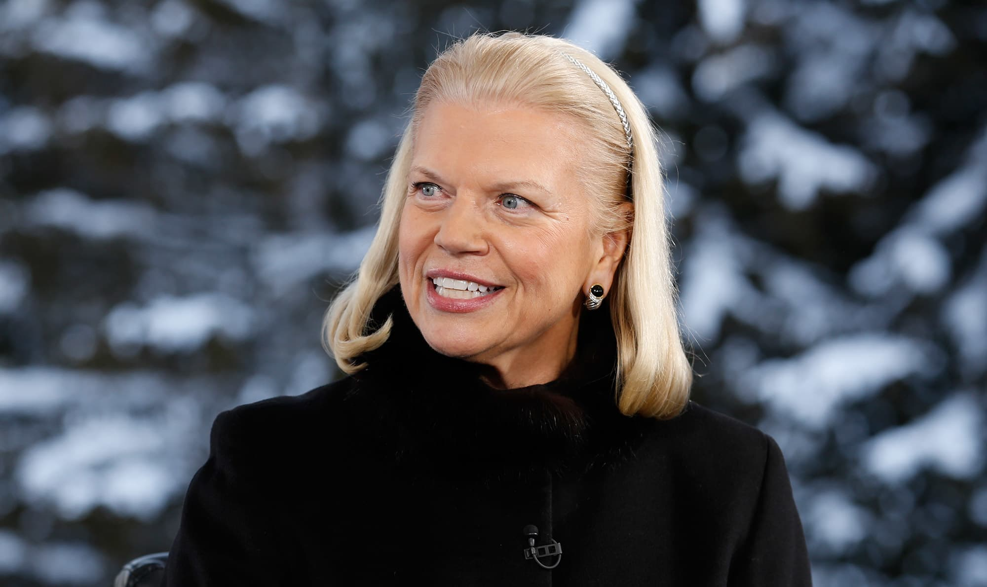 IBM set to report earnings after the bell