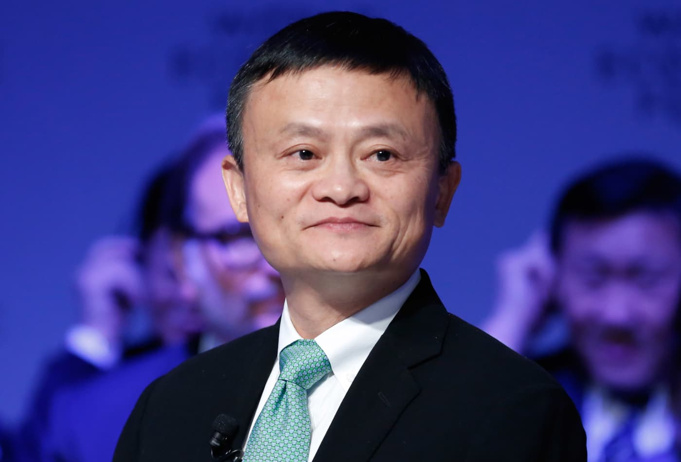 Lesson Alibaba's Jack Ma learned after being rejected for a