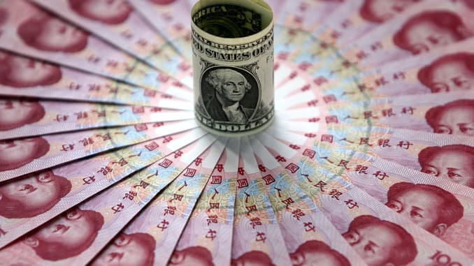 Forex Markets Chinese Yuan In Focus
