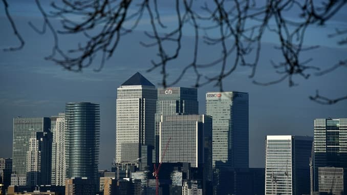 HSBC, UBS to shift 1,000 jobs each from UK in Brexit blow to