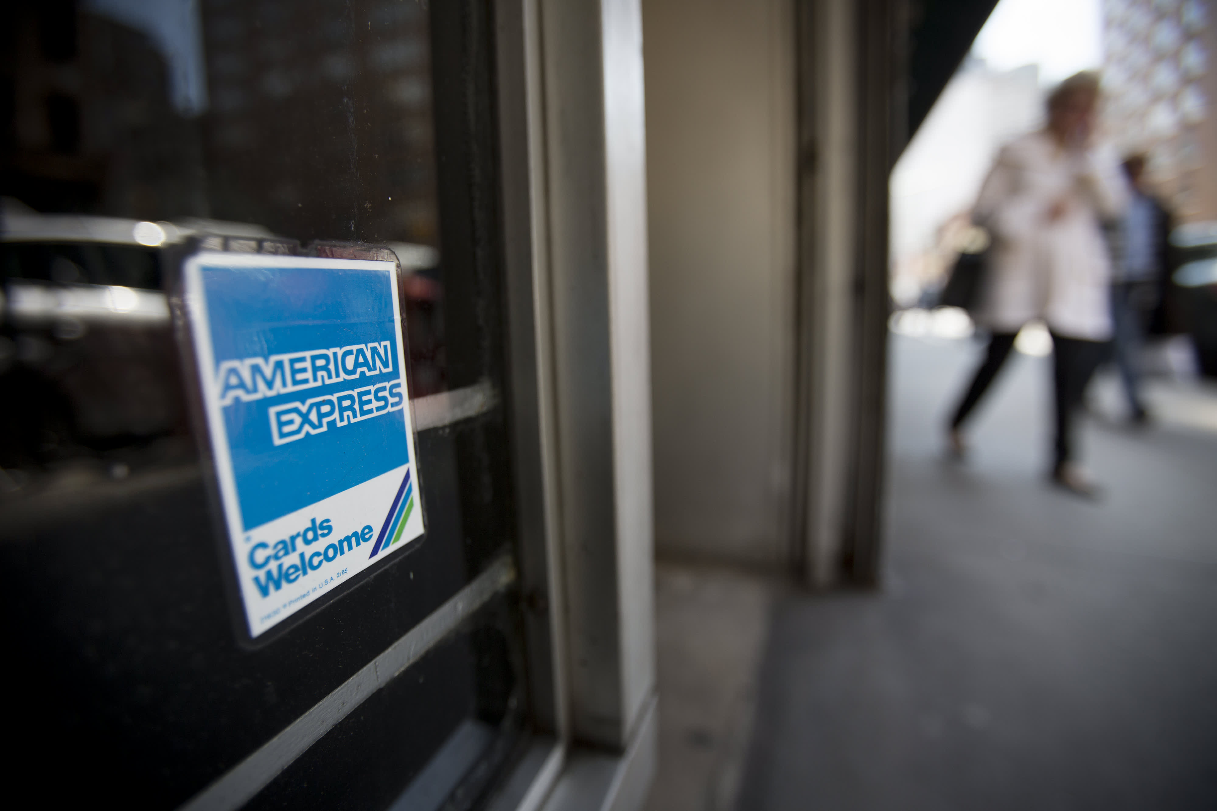 American Express Currency S