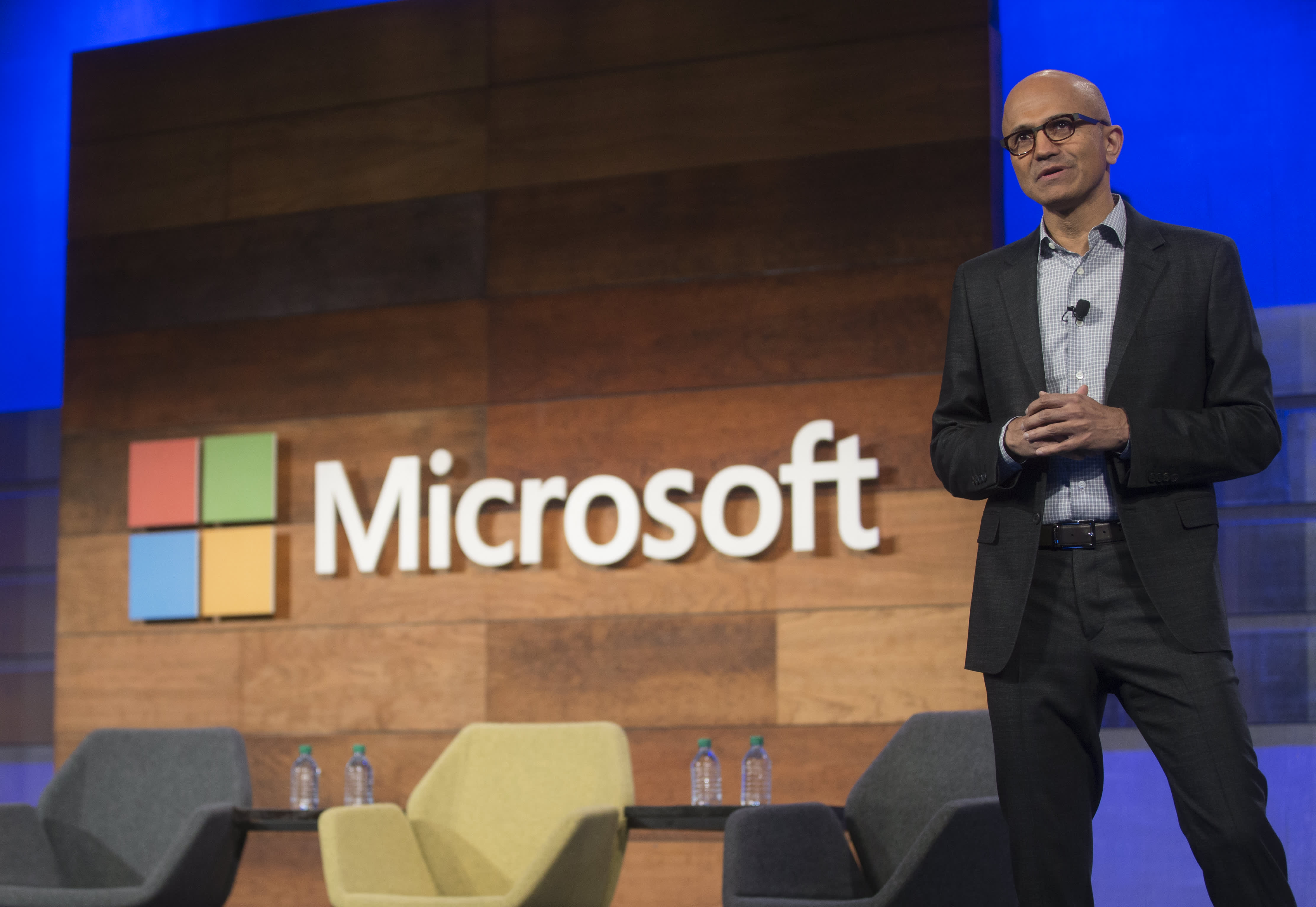Microsoft, once considered a boring software maker, has outperformed tech unicorns since 2015