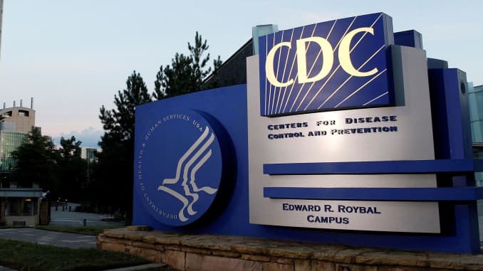 RT: CDC Centers for Disease Control and Prevention (CDC) headquarters in Atlanta, Georgia