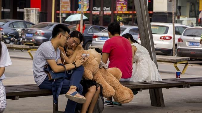 Kiina dating Show 2014