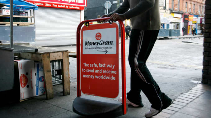 MoneyGram offers to give Euronet confidential info to firm