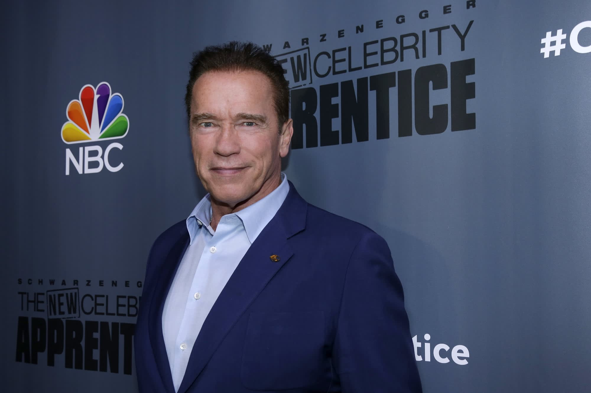 Ex-bodybuilder Arnold Schwarzenegger's wellness routine at ...