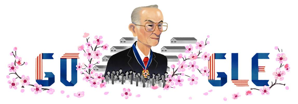 Handout: Google Doodle, Fred Toyosaburo Korematsu