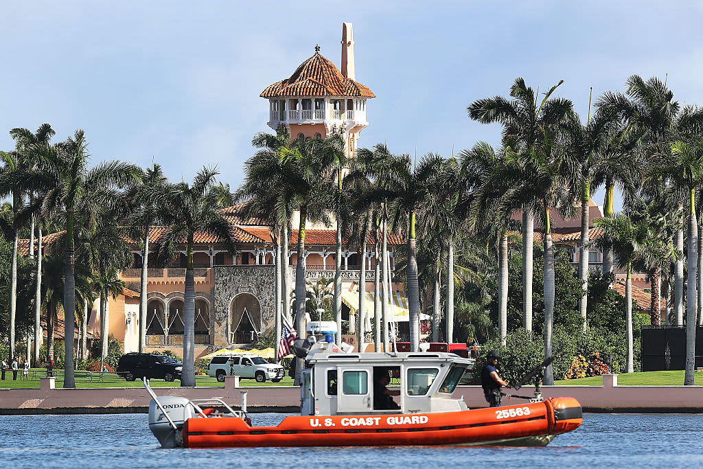 Trump's Mar-a-Lago security breach: Officials fire shots at SUV that ran checkpoints, two in custody
