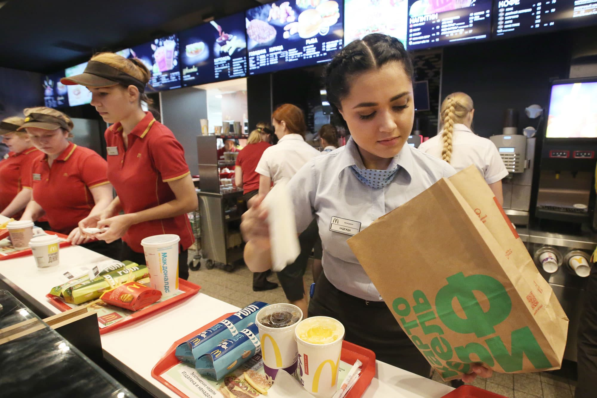 One fast-food stock is best in show right now, trader says