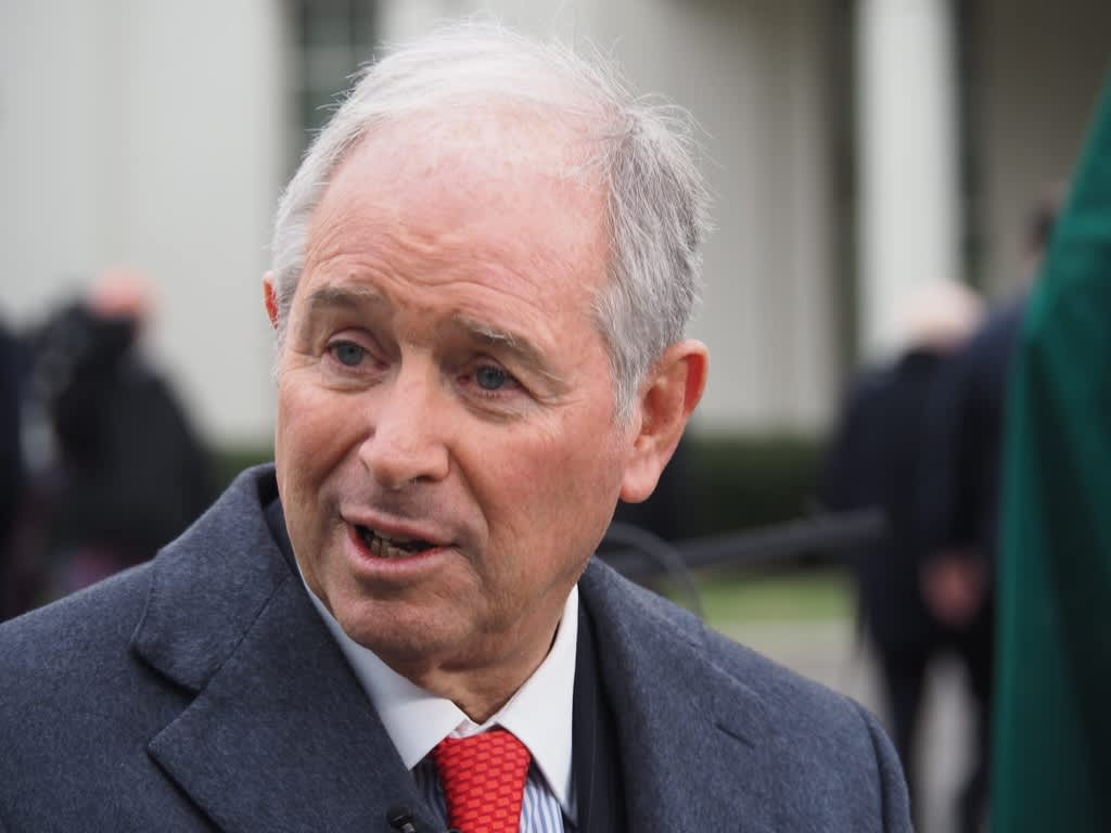 UN rights experts accuse Blackstone Group of 'wreaking havoc,' helping to fuel a global housing crisis, The Guardian reports