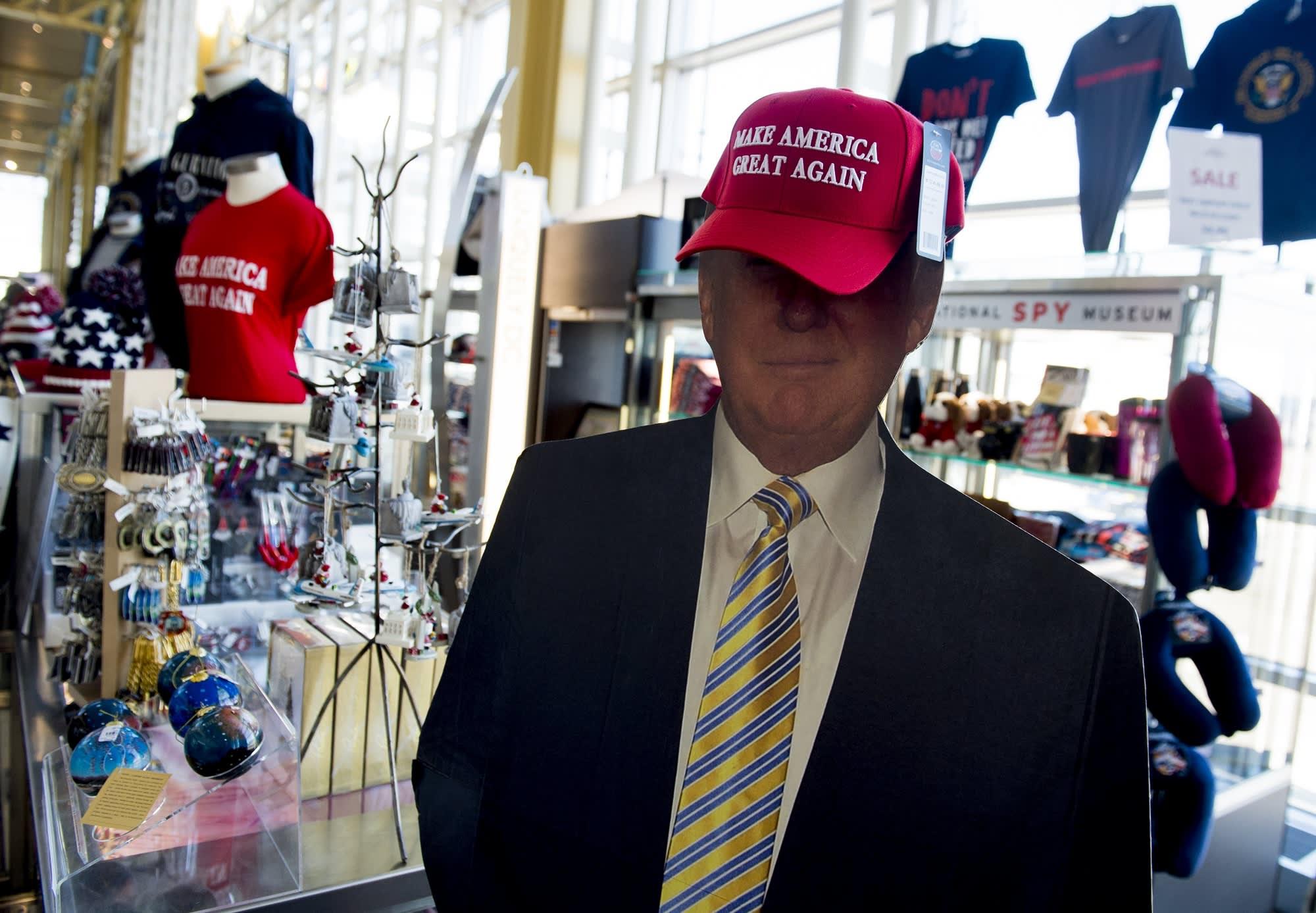 POTUS 45 KAG Make America Great Again- Keep America Great! High Quality Hat  Ball Cap President Donald Trump 2020 Election MAGA