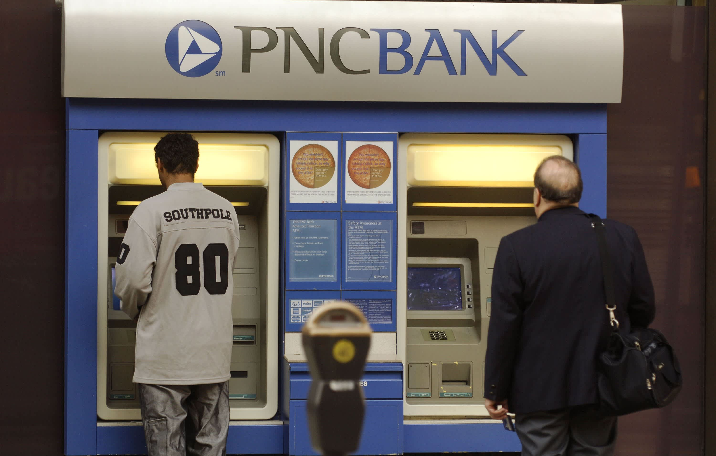 Subs: PNC Bank PNC Financial Services Pittsburgh