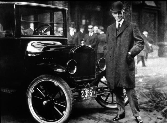 Premium: Henry Ford