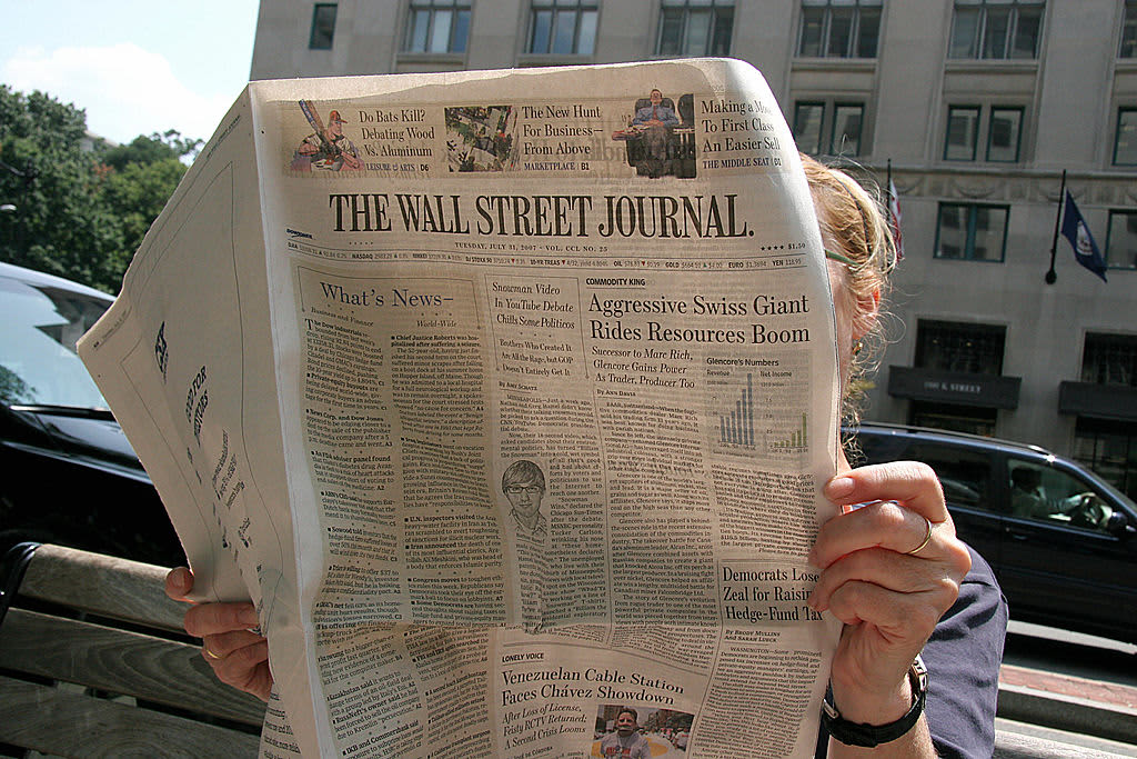 China revokes press credentials of three at Wall Street Journal over opinion piece