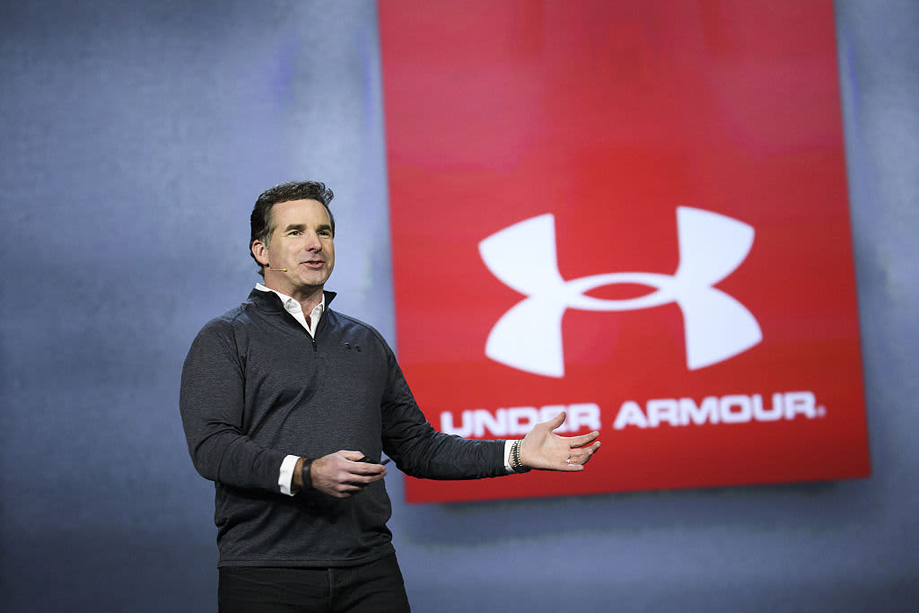 Under Armour shares fall 6% on sales miss thumbnail