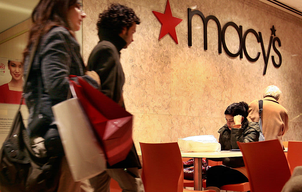 Macy's will furlough most employees beginning this week
