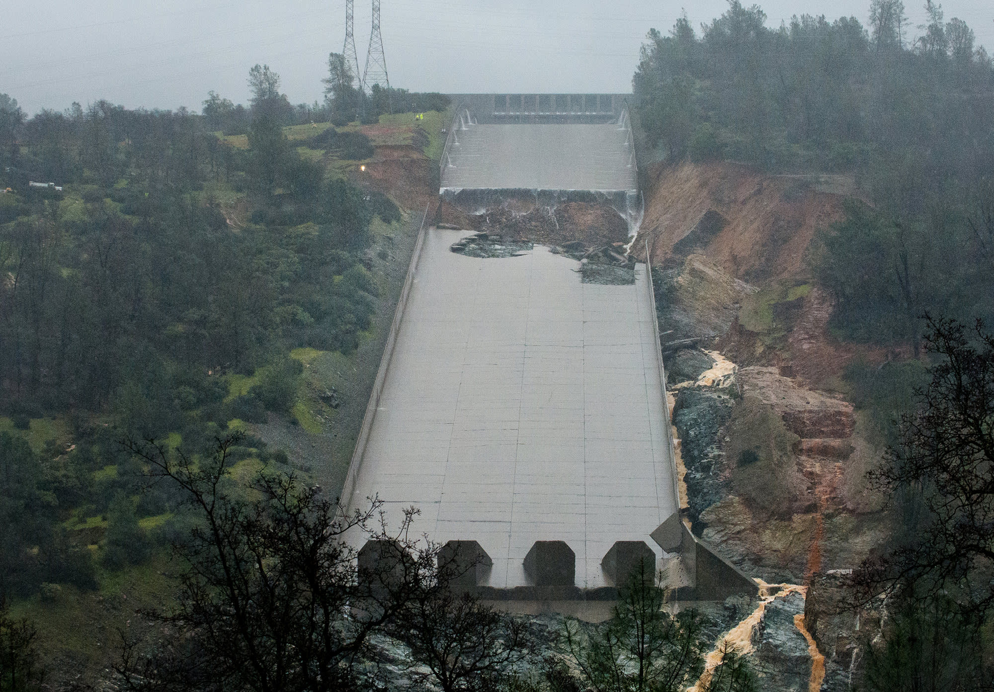 Oroville Dam a ticking time bomb for years