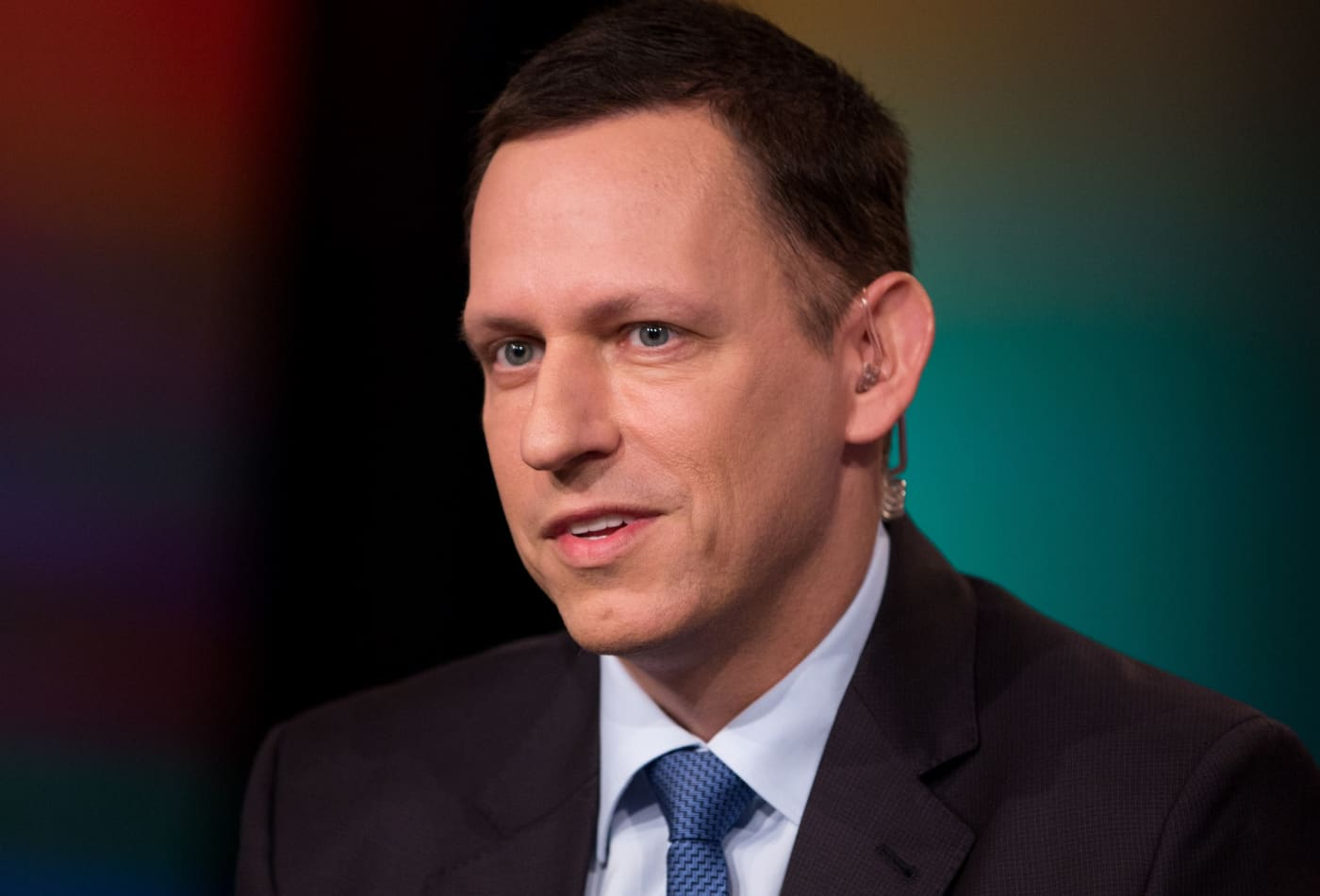 Peter Thiel reportedly pushed Facebook not to vet fake political ads