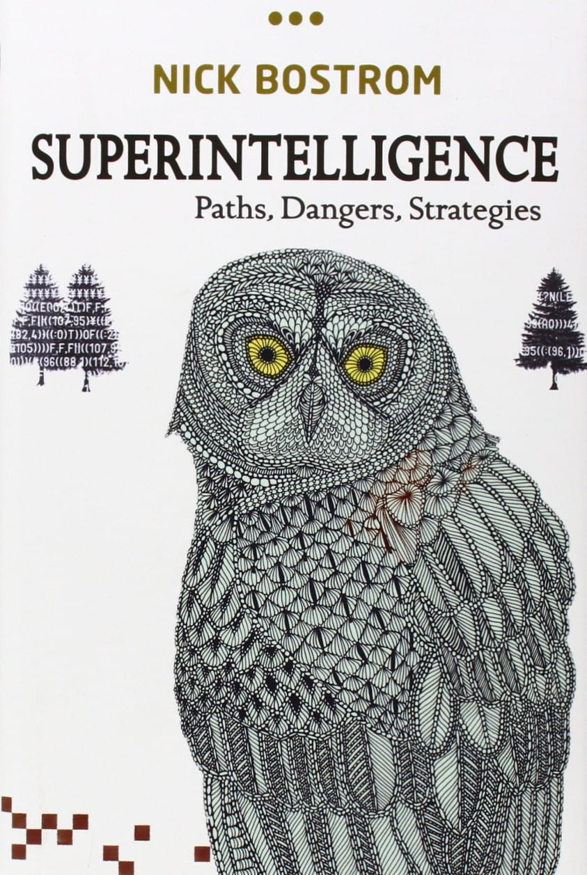 Superintelligence cover