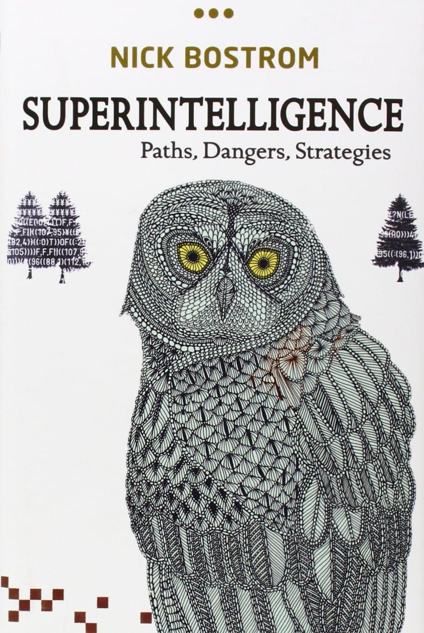 Superintelligence cover