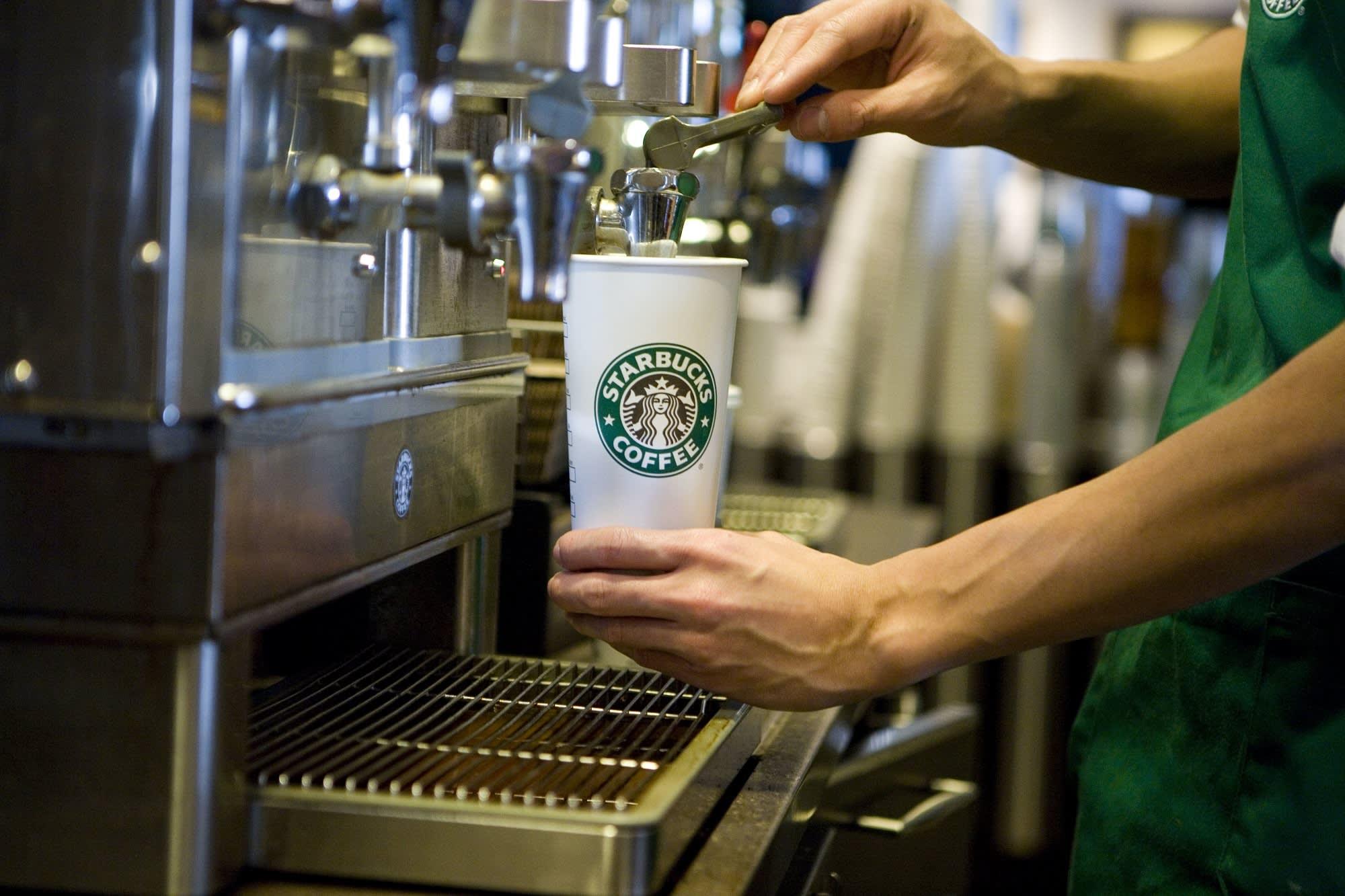Starbucks may be bottoming after painful pullback, TradingAnalysis.com's Todd Gordon says