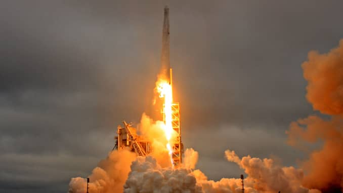 SpaceX testing its own satellite broadband internet network