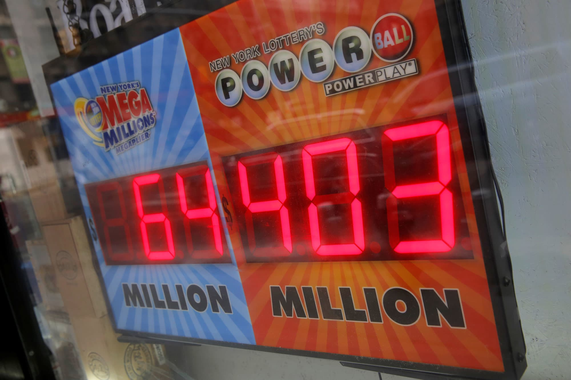 Who won the 5 biggest US lottery prizes ever