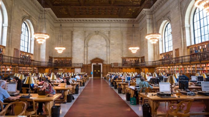 Public libraries offering free streaming to rival Netflix, Hulu